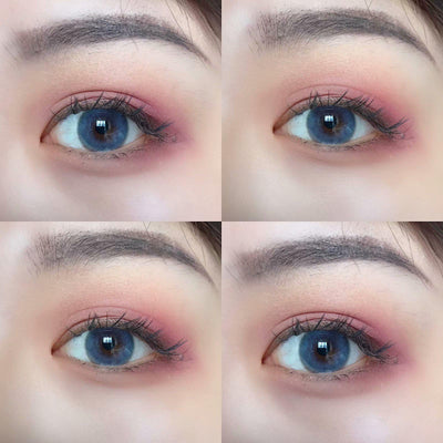 Sweety Milook Blue-Colored Contacts-UNIQSO