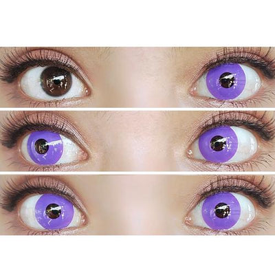 Sweety Crazy Lens - Pure Light Violet-UNIQSO