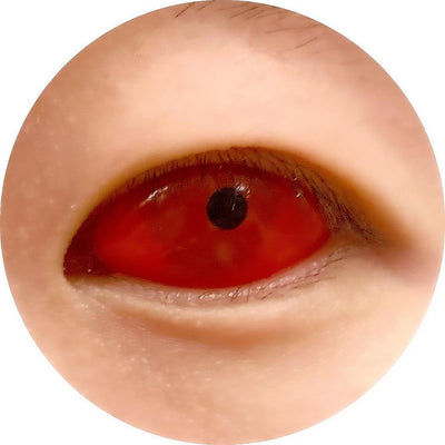 Sweety Sclera - Wine Red-UNIQSO