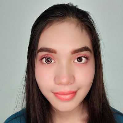 Kawayii A-Max Pink-Colored Contacts-UNIQSO