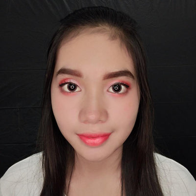 Sweety Crazy Lens - Pink Maiden-Crazy Contacts-UNIQSO