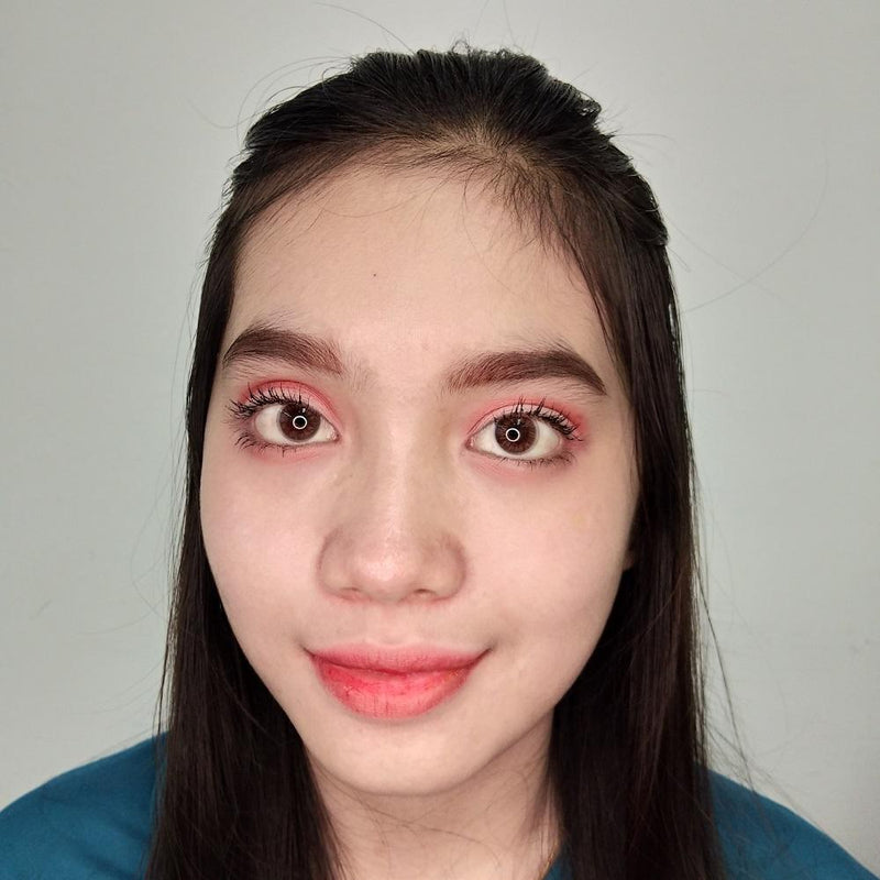 EOS Mulan Brown-Colored Contacts-UNIQSO