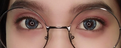 Urban Layer Galaxy Grey-Colored Contacts-UNIQSO