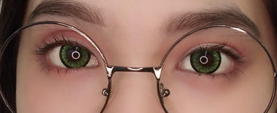 Urban Layer Kara Green (similar to Angel Green)-Colored Contacts-UNIQSO