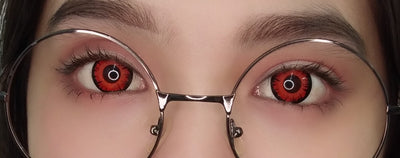 Sweety Crazy Lens - Red Wizards-Crazy Contacts-UNIQSO