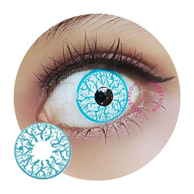 Sweety Crazy Lens - Elec-Tric-Crazy Contacts-UNIQSO