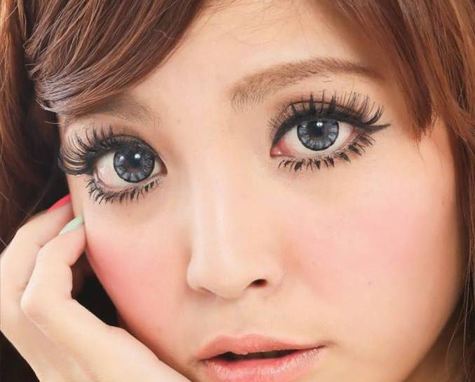 Kawayii Jewelry Grey-Colored Contacts-UNIQSO