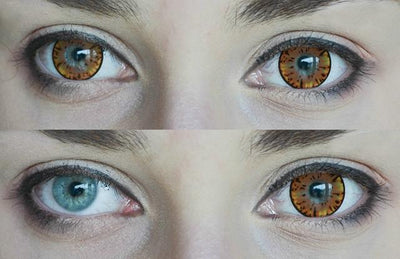 Barbie Cara Brown-Colored Contacts-UNIQSO