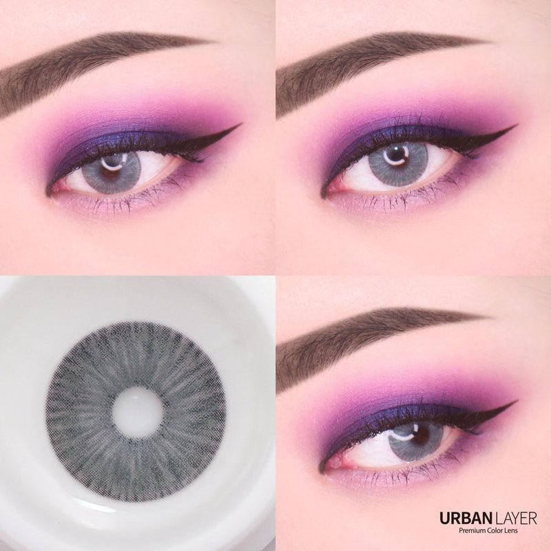 Urban Layer New York Grey - NEW-Colored Contacts-UNIQSO