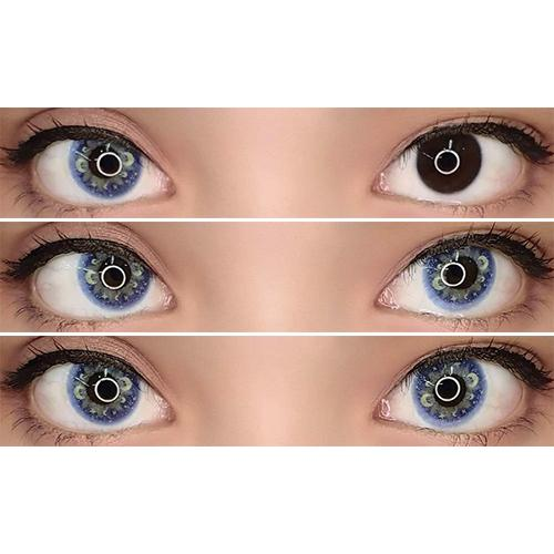 EOS Moon River Blue-Colored Contacts-UNIQSO