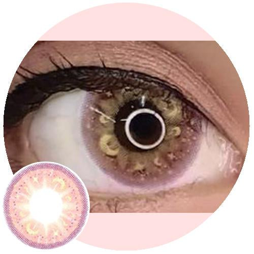 EOS Moon River Pink-Colored Contacts-UNIQSO