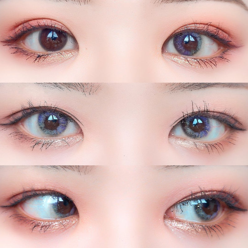 Urban Layer Stardust Grey-Colored Contacts-UNIQSO