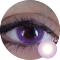 Sweety Clarity Violet-Colored Contacts-UNIQSO