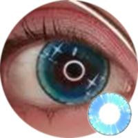 Sweety Colorful Fruit Blue-Colored Contacts-UNIQSO