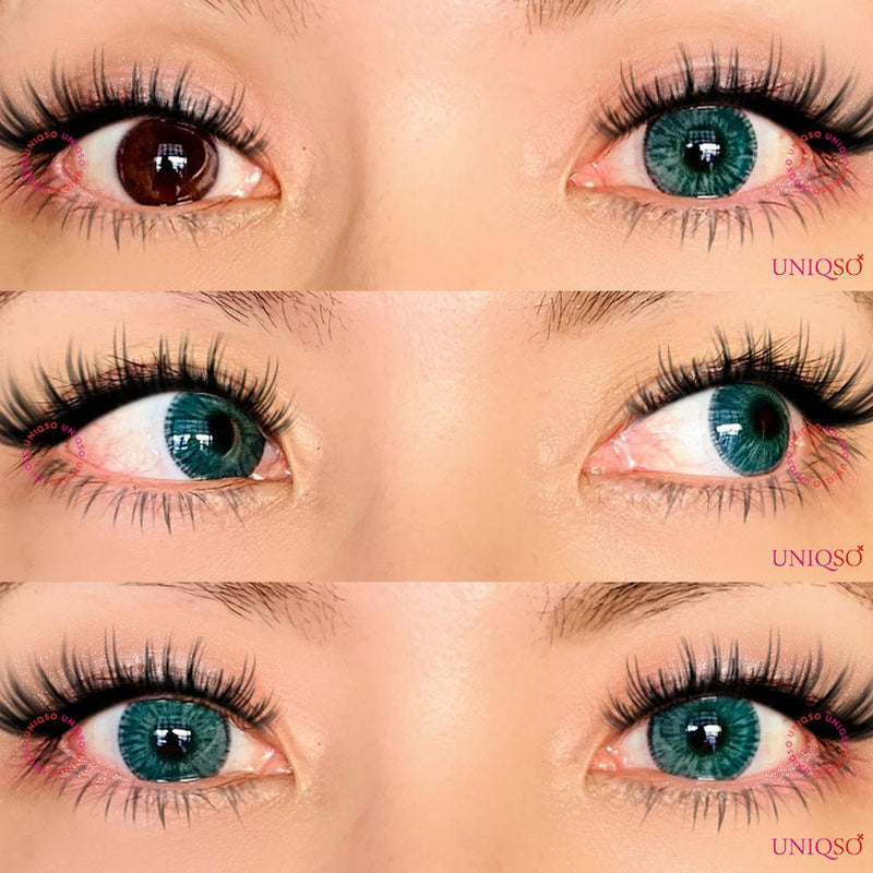 Urban Layer New York Deep Green - NEW-Colored Contacts-UNIQSO