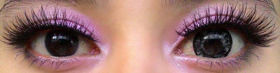 Barbie Diamond 2 tones Grey-Colored Contacts-UNIQSO