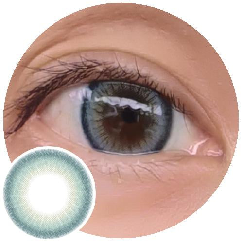EOS Coco Blue-Colored Contacts-UNIQSO