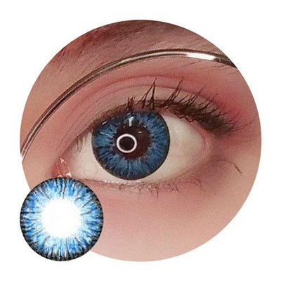 Sweety Colors Of The Wind No 26 Crystal Water-Colored Contacts-UNIQSO