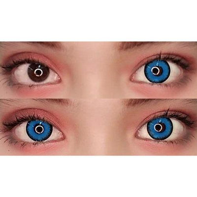 Sweety Crazy Lens - Blue Dead-Crazy Contacts-UNIQSO