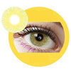 Sweety Golden Ash Golden Hazel-Colored Contacts-UNIQSO