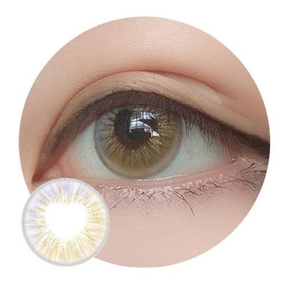 Sweety - Anime Shining Heart Brown-Colored Contacts-UNIQSO