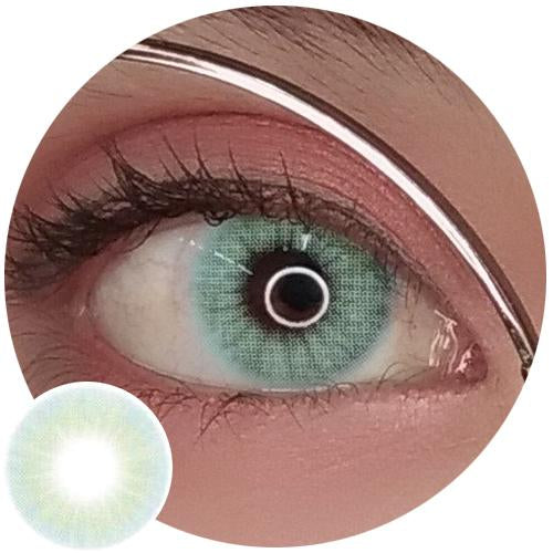 Sweety Hidrocor Topaz (also known as Lurve Natural Grey)-Colored Contacts-UNIQSO