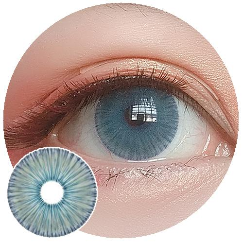 Urban Layer New York Blue - NEW-Colored Contacts-UNIQSO