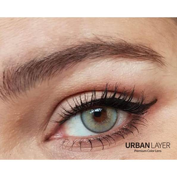 Urban Layer Orlando Grey-Colored Contacts-UNIQSO