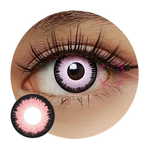 Sweety Crazy Lens - Pink Eye-UNIQSO