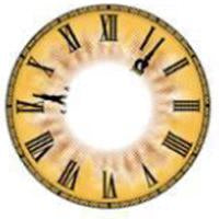 Sweety Roman Clock - With Prescription-Colored Contacts-UNIQSO