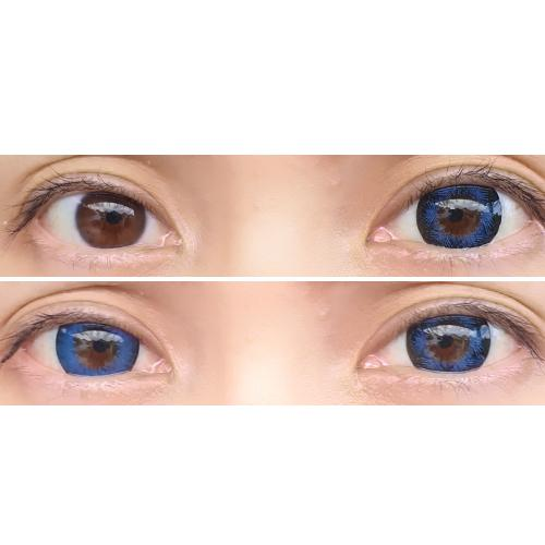 Barbie Star Blue-Colored Contacts-UNIQSO
