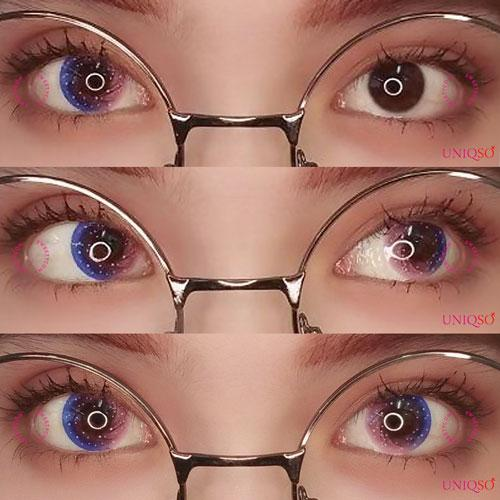 Sweety Qlo Pink-Colored Contacts-UNIQSO
