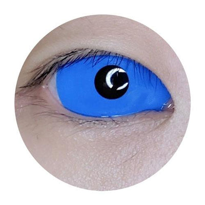 Sweety Blue Sclera Lens-UNIQSO