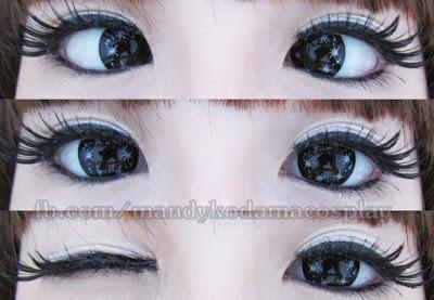 Sweety Twinkle Eye Grey-UNIQSO