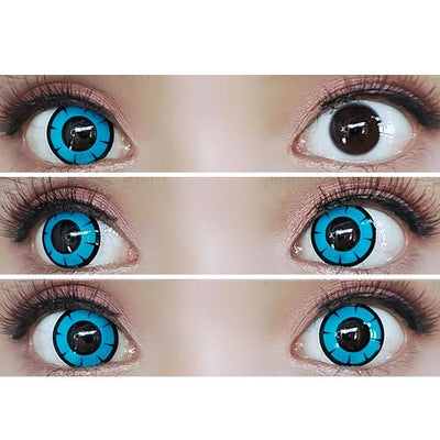 Barbie Twilight Blue-Colored Contacts-UNIQSO