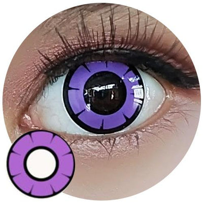 Barbie Twilight Violet-Colored Contacts-UNIQSO