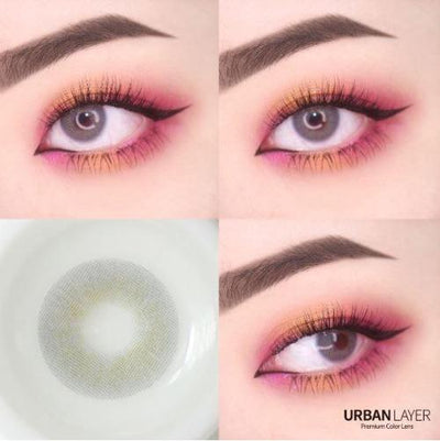 Urban Layer Cloud Deep Grey-Colored Contacts-UNIQSO
