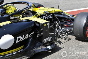 "Tech Insight: Renault's ""Substantial"" French GP Update Package"