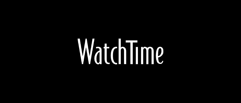 WatchTime Logo