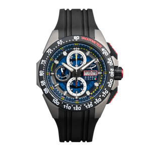 G5 Delta - Black Automatic Titanium Swiss Sport Chrono Watch