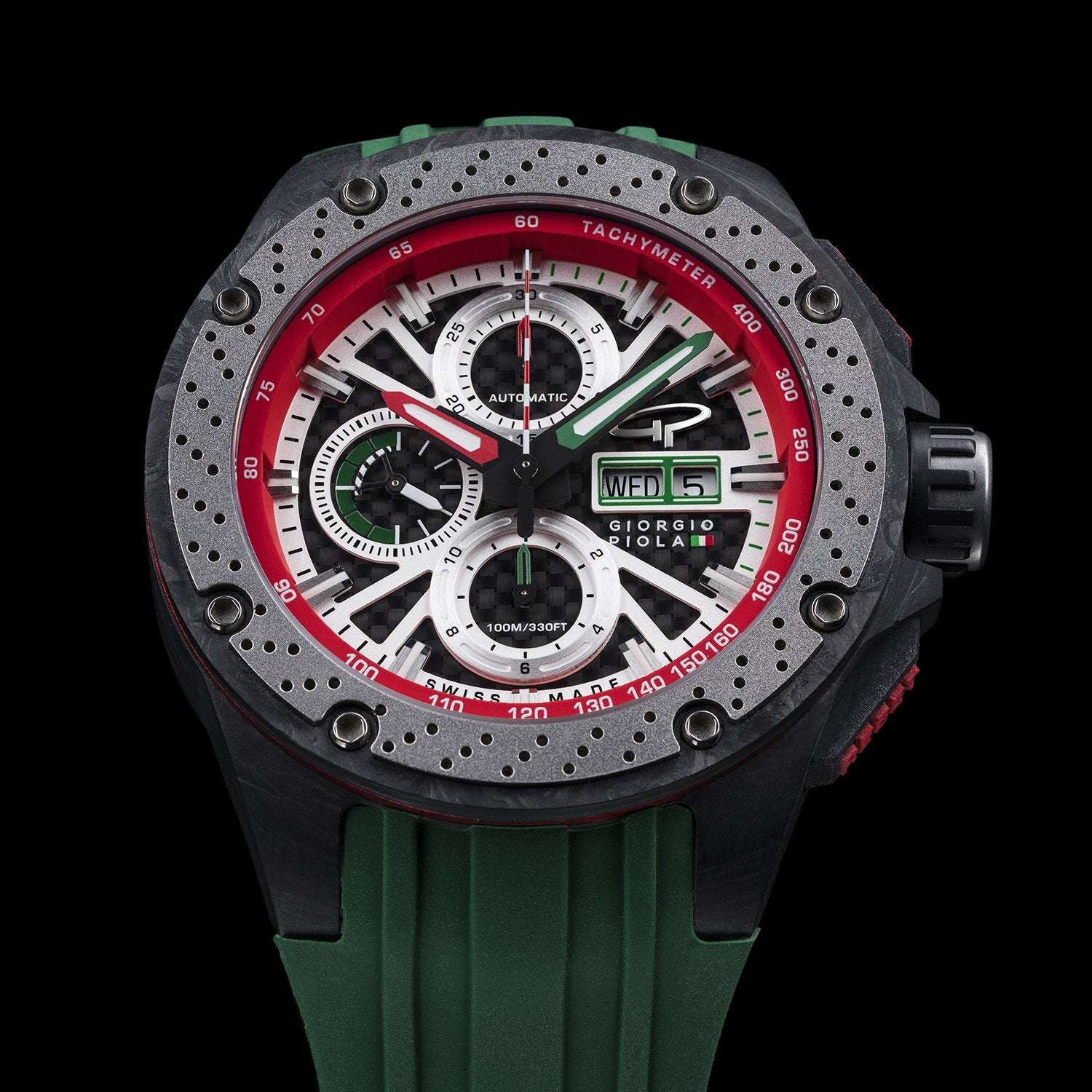 G5 - Green Sport Chrono Watch