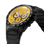 Ignition Swiss Made - Black-Yellow Watch
