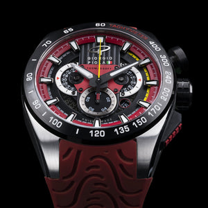 SHIFT - Red Swiss Sport Chrono Watch