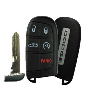 2011-2018 DODGE CHARGER DART CHALLENGER SMART KEY 5 BUTTON