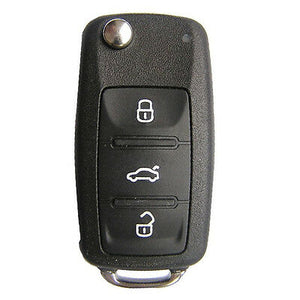 REMOTE FLIP KEY CAN FOR VOLKSWAGEN 5K0837202AE / NBG010180T / NBG010206T