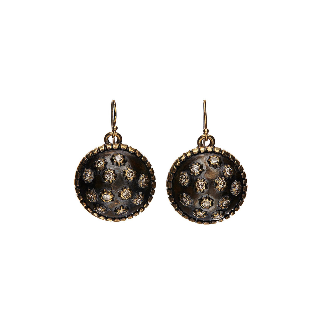 Celestial Sphere Earrings
