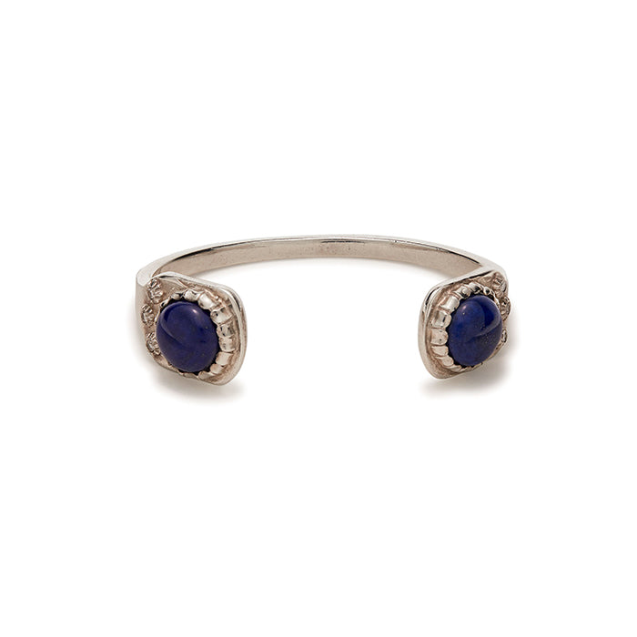 Lapis Two Cab Cuff