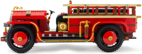 Bricklink 19002 Antique Fire Engine