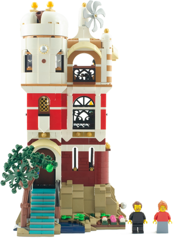 Bricklink 19007 Science Tower