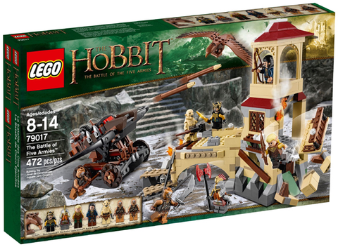 LEGO 79017 The Hobbit Battle of Five Armies (Certified)